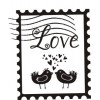 Марка-3 (день Св. Валентина)