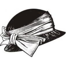 Шляпка - винтаж -2