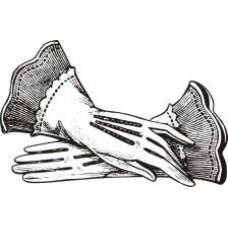 Перчатки - винтаж