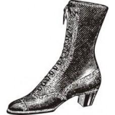 Обувь - винтаж - 2