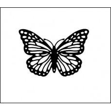 Бабочка 3,8 см х 2,1 см