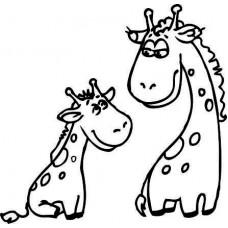 Малыш и мама  (бол.) 4,4 см х 4,2 см