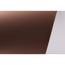 Бумага дизайнерская плотностью  270  г/м² COLORPLAN  размер 30*30, темно-коричневый