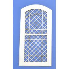 """Чипборд """"Окно"""" Размер: 66х129мм"""