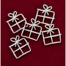 Польский чипборд. Подарки(5шт)