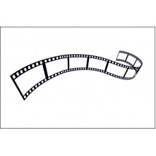 Кинопленка 7,9 см х 2,9см