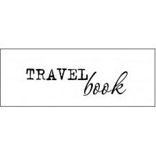 Travel book  4,9 см х 1,3 см