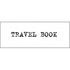 Travel book  4,9 см х 0,5 см
